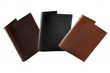 Leather Ring Binders