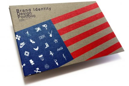 A4 Lnd Hh Light Grey Brand Identity Design Spot Print