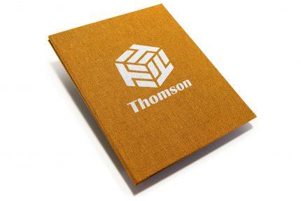 A4 Prt Hh Golden Tan Thomson Spot Print