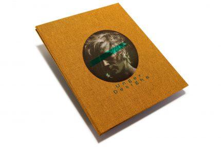 A4 Prt Hh Golden Tan Unger Designs Spot Print