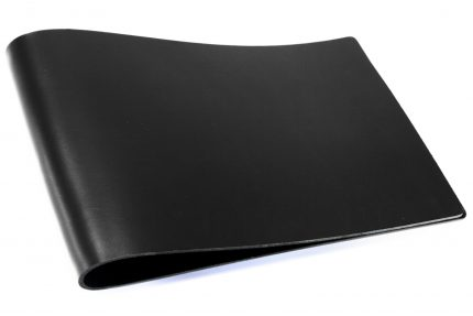 Black Leather Binder