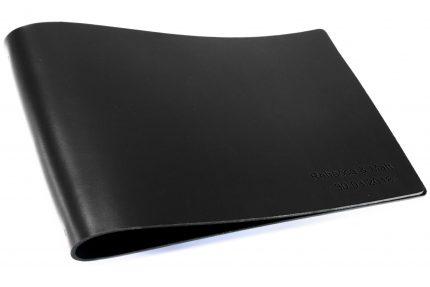 Letterpress on Leather Binder