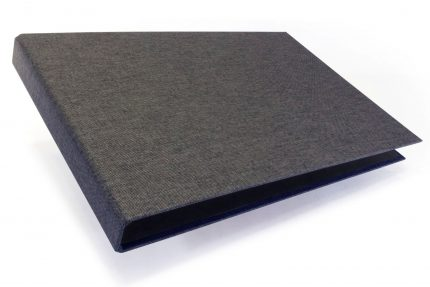 Dark Grey Binder