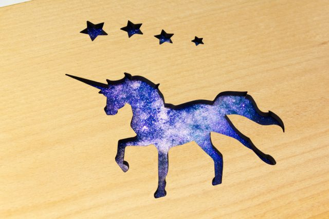 Eht Laser Cut Unicorn Sample Stars 2