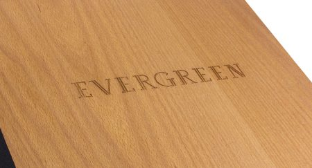 Evergreen Logo Close Up