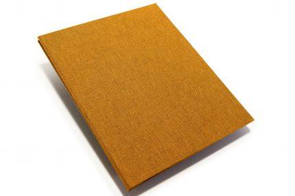 Golden Tan Cloth Portfolio