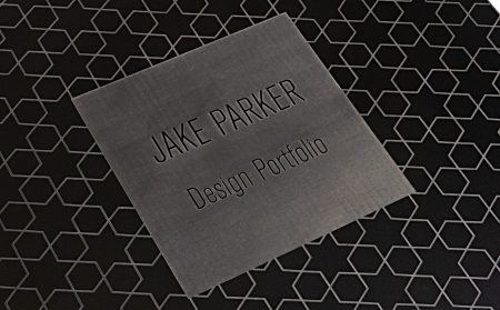 Jake Parker Logo Close Up 1