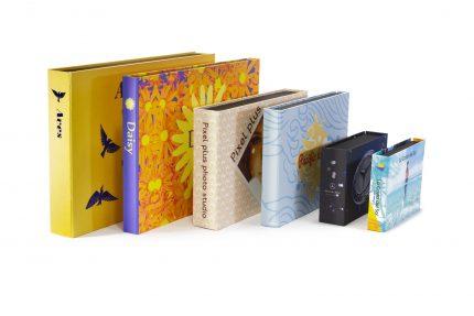 4 Sided Print Wrap Presentation Boxes