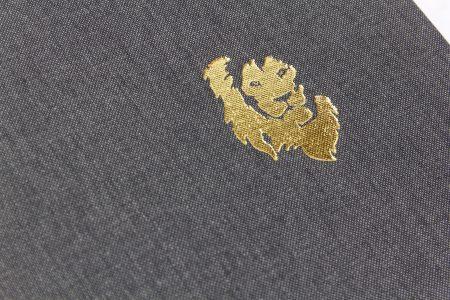 Pb Quattro A4 Lnd 55 Dg Samadi Gold Foil Logo 1