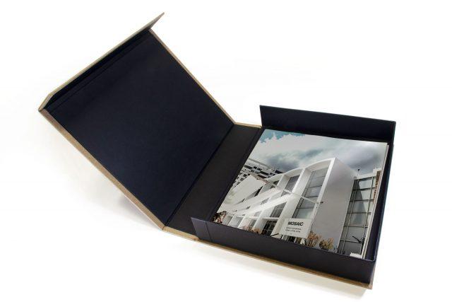 Pb Tre A4 Prt 55 Lb Orleans Black Foil Inner Tray