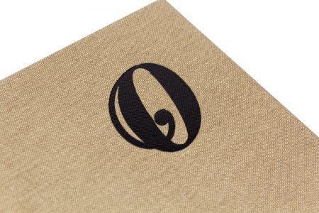Pb Tre A4 Prt 55 Lb Orleans Black Foil Logo 1