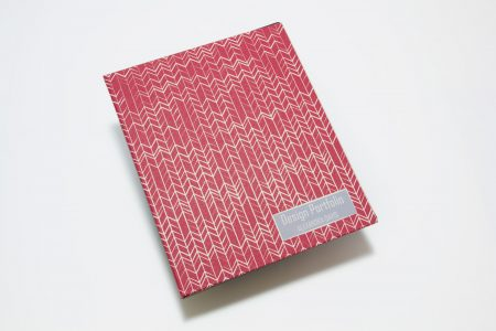 Pf A4 Prt Design Portfolio Alexandra Davis Front