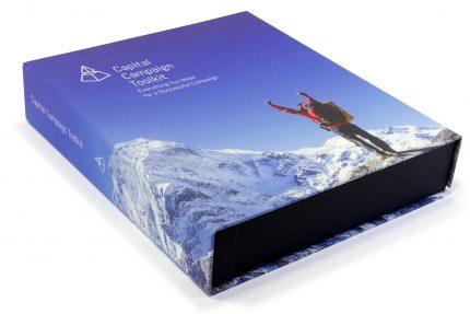 Print Wrap Presentation Box