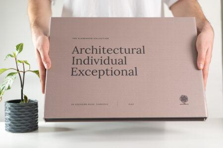 Interior Design & Architectural Portfolio Boxes