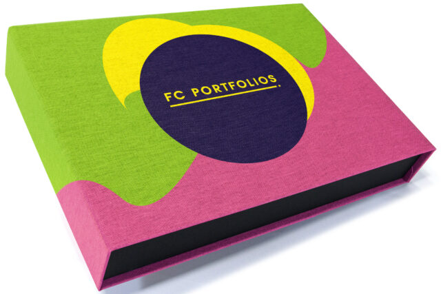 Print Wrap 4-Sided Presentation Box
