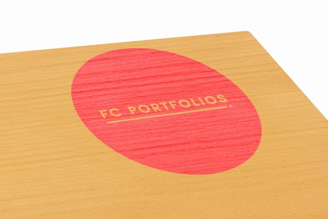 Spot Digital Print on Timber